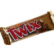Twix Karemelli Çikolata 25'li