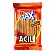 Etı Crax Acılı 60 Gr*18 Adet