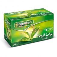 Doğadan Yeşil Çay 20 Li * 12 Paket