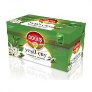 Doğuş Yeşil Çay Bergamot Aromalı 20 li * 12 Paket