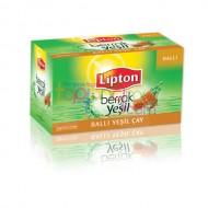 Lipton Ballı Yeşil Çay 20 Li * 12 Paket