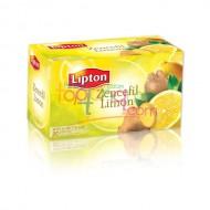 Lipton Zencefil Limon 20 Li *12 Paket