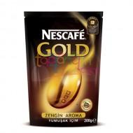 Nescafe Gold 200 Gr Poşet *6 Adet