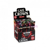 Cafe Crown Latte Sutlu*Cafe Crown (3+1)Actıon 18 Gr*24 Adet