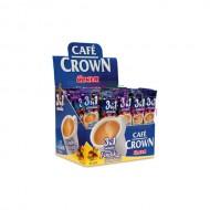 Cafe Crown 3'ü Bir Arada Kahve Fındık Aromalı 40 Adet