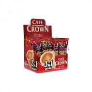 Cafe Crown 3'ü Bir Arada Kahve Sade 40 Adet