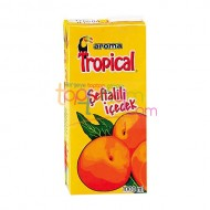 Aroma Tropikal 200 Ml Şeftali *27 Adet