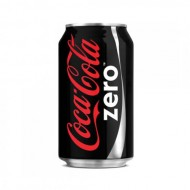 Coca Cola Zero 330 Ml * 24 Lü