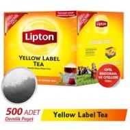 Lipton Bardak Yellow Label 500 Lu