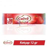 Calve Ketçap 12 Gr*500 Adet