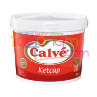 Calve Ketçap 9 Kg 1 Adet