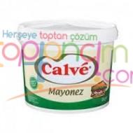Calve Isıya Dayanıklı Mayonez 8 Kg