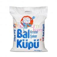 Balküpü Toz Seker 10 Kg*1 Adet