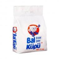 Balküpü Toz Şeker 3 Kg*10 Adet
