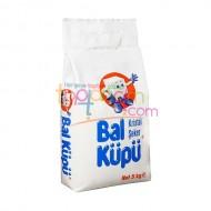 Balküpü Toz Şeker 5 Kg* 6 Adet