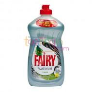 Fairy Platinium Bulaşık Detarjanı 480gr*21Adet